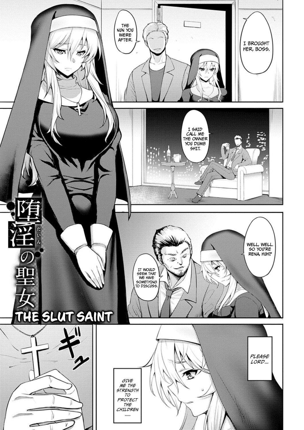 Dain no Seijo | The Slut Saint 0
