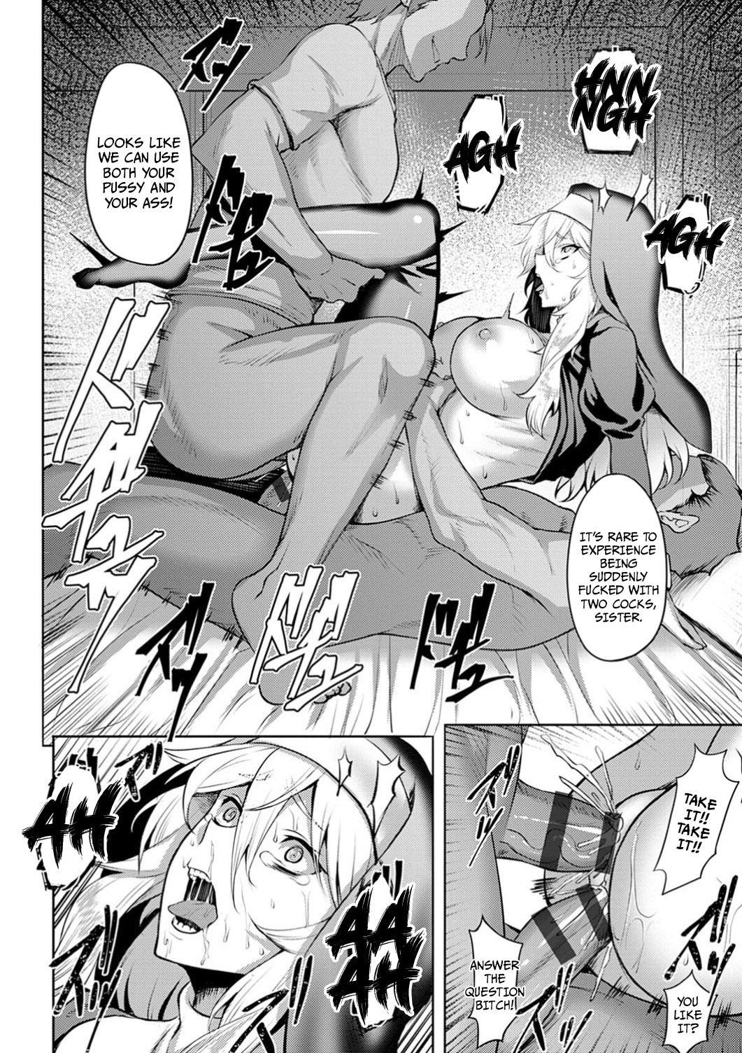 Dain no Seijo | The Slut Saint 11