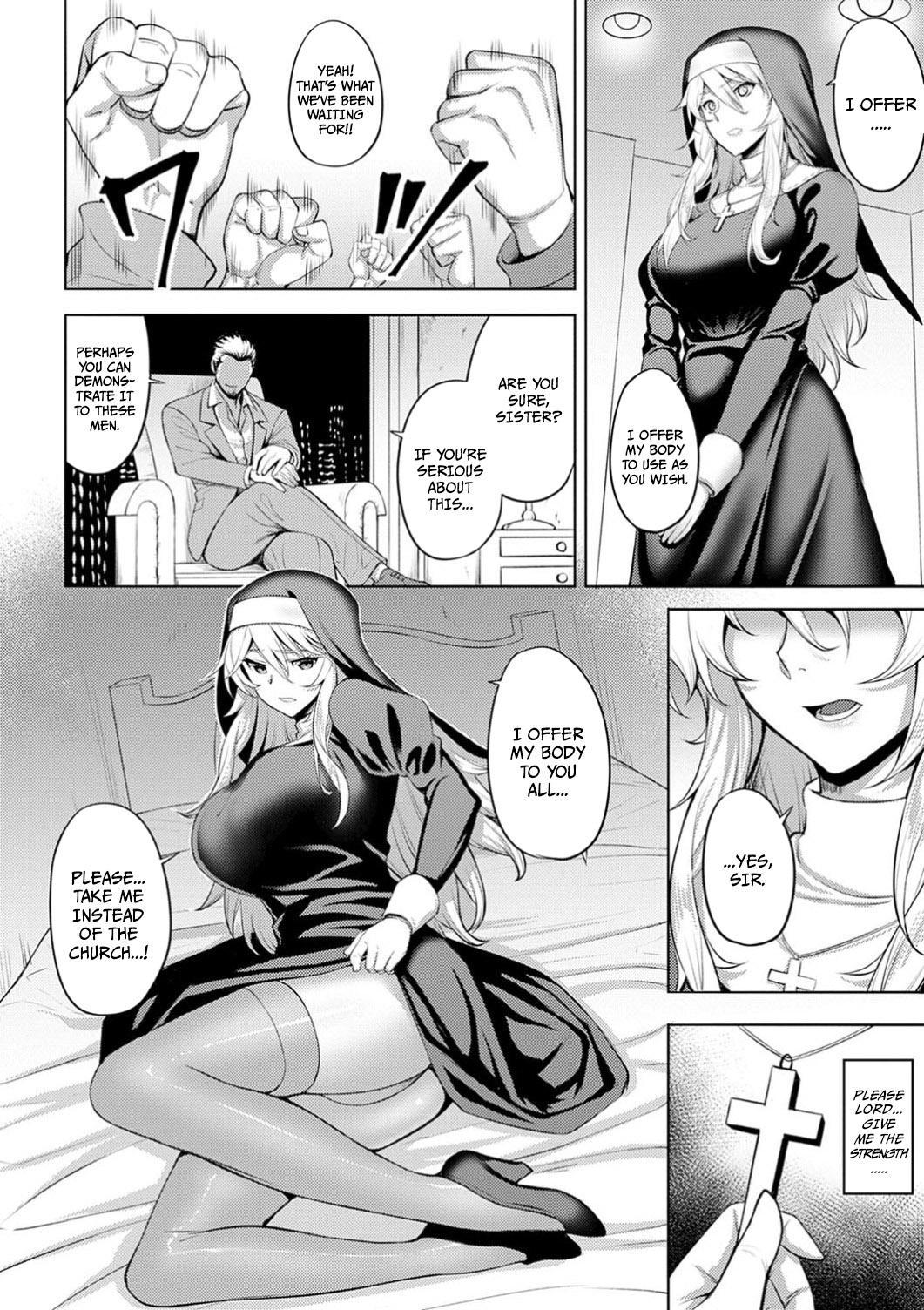 Dain no Seijo | The Slut Saint 5