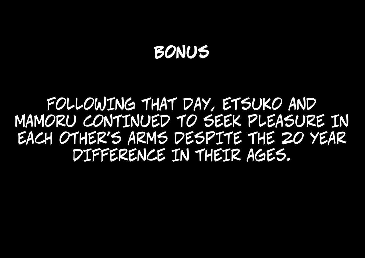 Miboujin, Sainen Suru Mesu no Yokubou Naki Musuko no Yuujin to Joshou Doutei Fudeoroshi Hen   Widow: Rekindling Her Desires With the Friend of Her Deceased Son, and Taking His Virginity 37