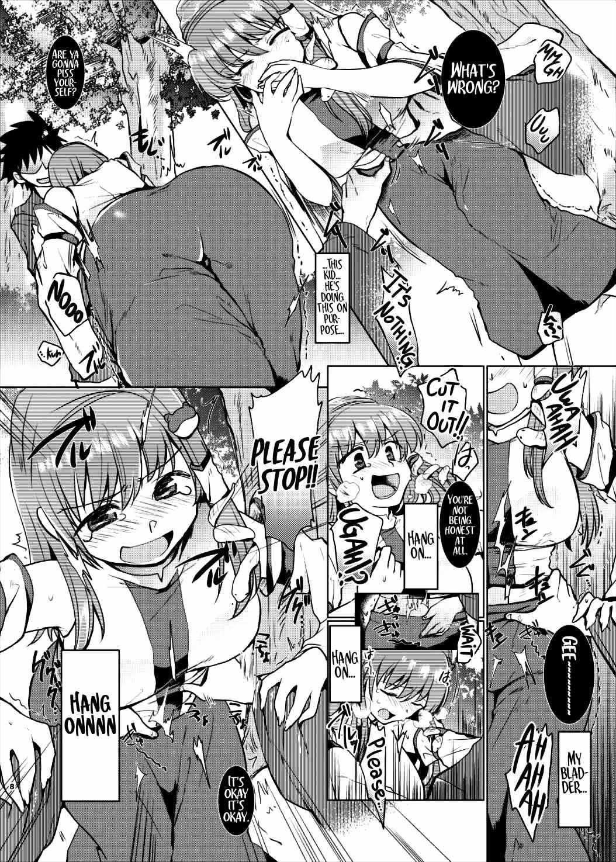 (Shuuki Reitaisai 3) [Berry!16 (Mori Guruta)] Kusuguri Ryoujoku Sanae-san | Tickle Assault Sanae-san (Touhou Project) [English] [xinsu] 6