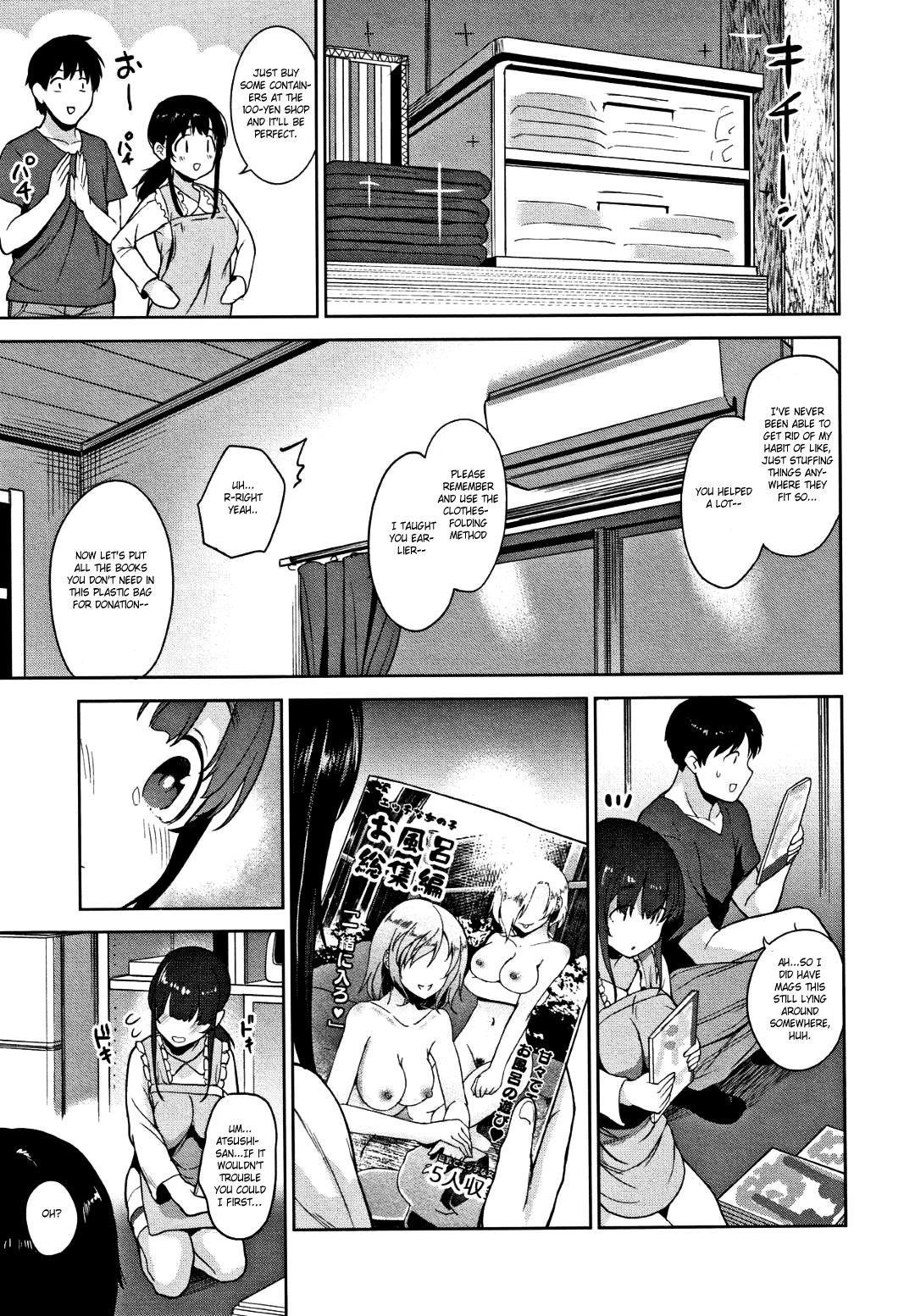 [Azuse] Kawaii Onnanoko o Tsuru Houhou - Method to catch a pretty girl Ch. 1-5 [English] [GMDTranslations] 104
