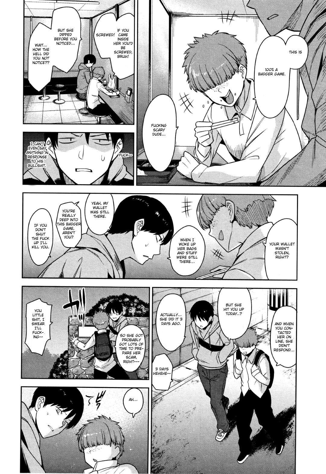 [Azuse] Kawaii Onnanoko o Tsuru Houhou - Method to catch a pretty girl Ch. 1-5 [English] [GMDTranslations] 45