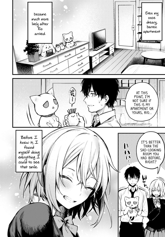 Suteneko Kanojo | Abandoned Cat Girlfriend 9