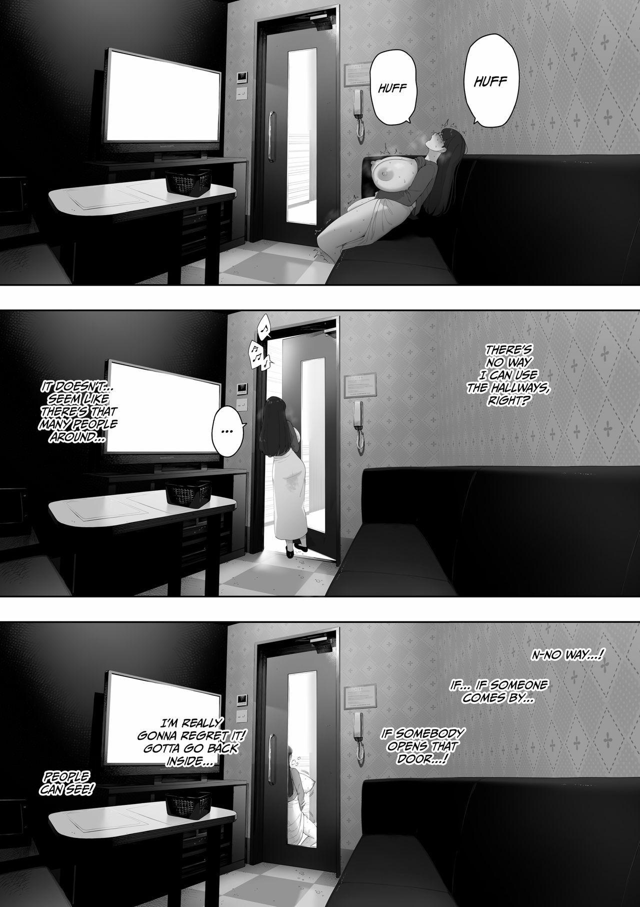 [NT Labo (NT Robo)] Aisai, Doui no Ue, Netorare Roshutsu | [NT Labo(NT Robo)] Cucked With_My Consent My Exhibitionist Wife [English] 39