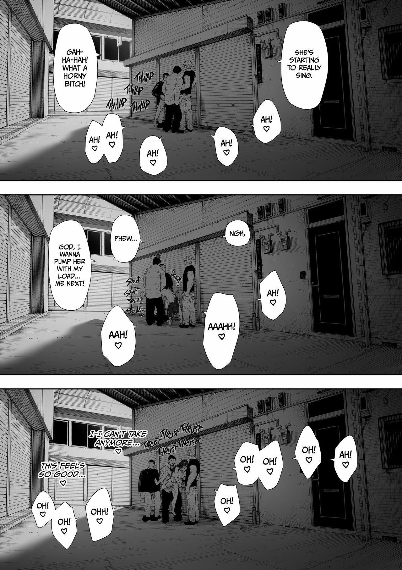 [NT Labo (NT Robo)] Aisai, Doui no Ue, Netorare Roshutsu | [NT Labo(NT Robo)] Cucked With_My Consent My Exhibitionist Wife [English] 61