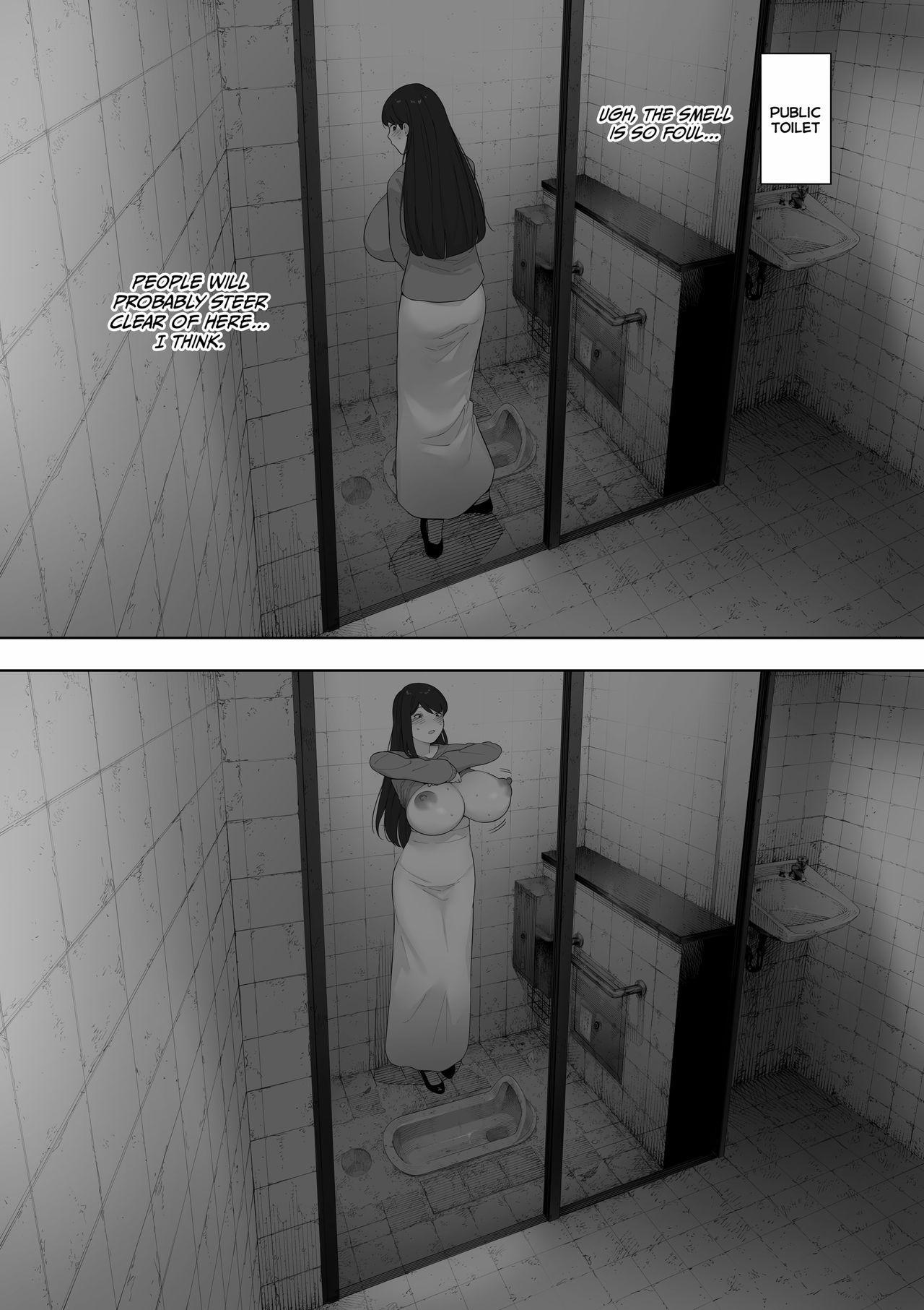 [NT Labo (NT Robo)] Aisai, Doui no Ue, Netorare Roshutsu | [NT Labo(NT Robo)] Cucked With_My Consent My Exhibitionist Wife [English] 8