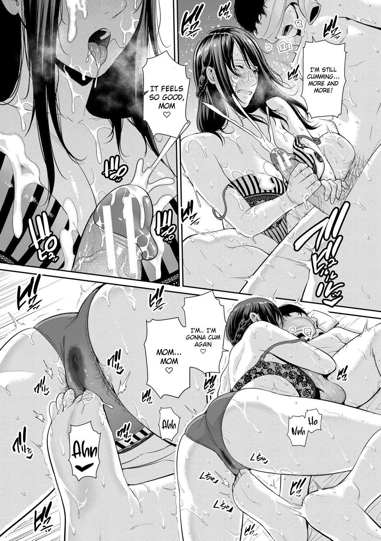 Boku dake no Inbo-tachi | My Three Horny Moms 123
