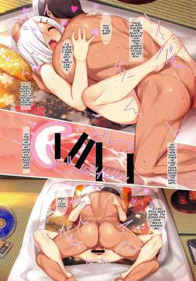Hamakaze to 24-jikan Dokodemo SEX | Having 24 Hour SEX With Hamakaze Everywhere 9