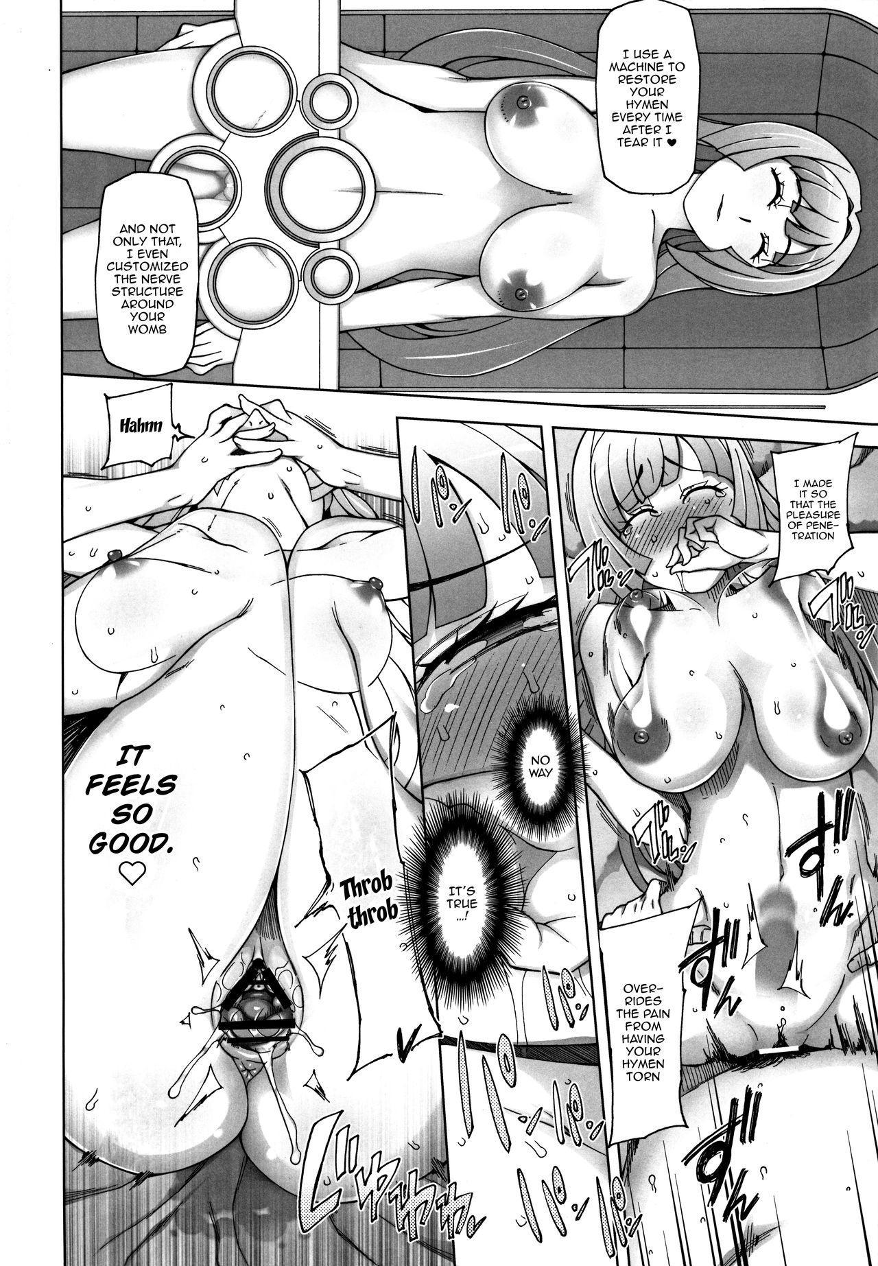 Sauna ni Ochita Kudelia   Making Kudelia Into A Whore At The Sauna 14