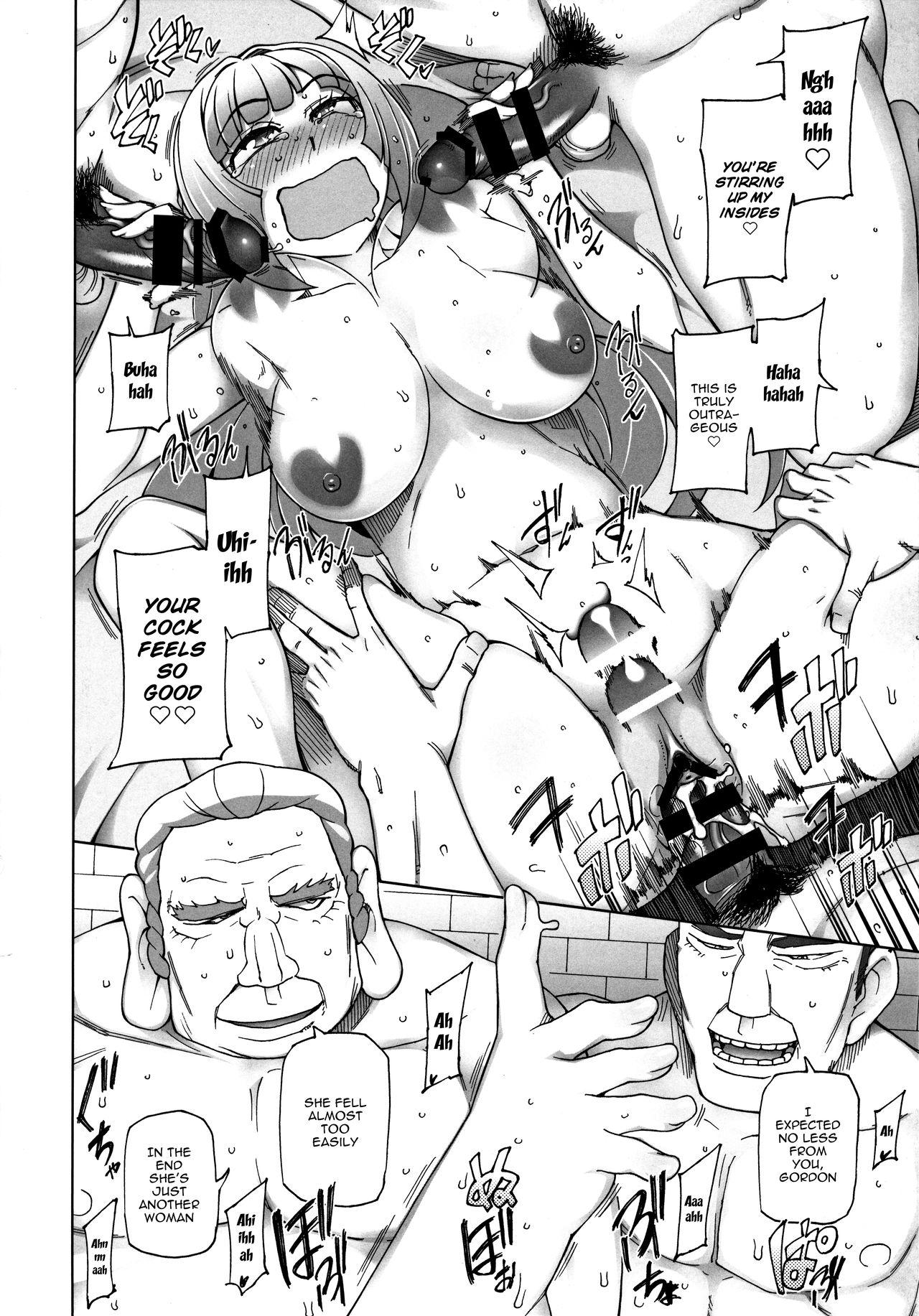 Sauna ni Ochita Kudelia   Making Kudelia Into A Whore At The Sauna 20