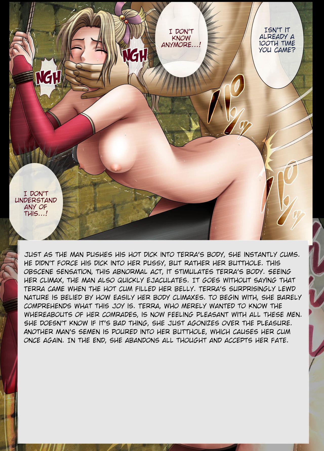 F.F.FIGHT Desire - Terra & Rosa 5