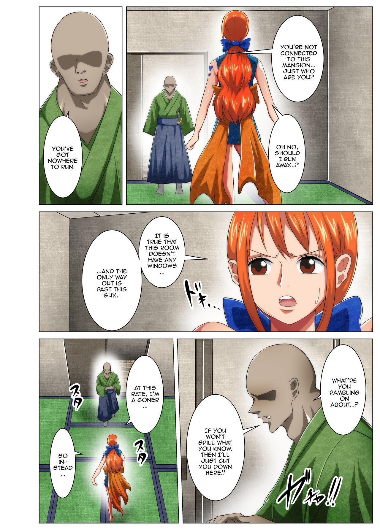 Onna Ninja no Dokidoki Hatsu Ninmu   A Female Ninja's Exciting First Mission 3