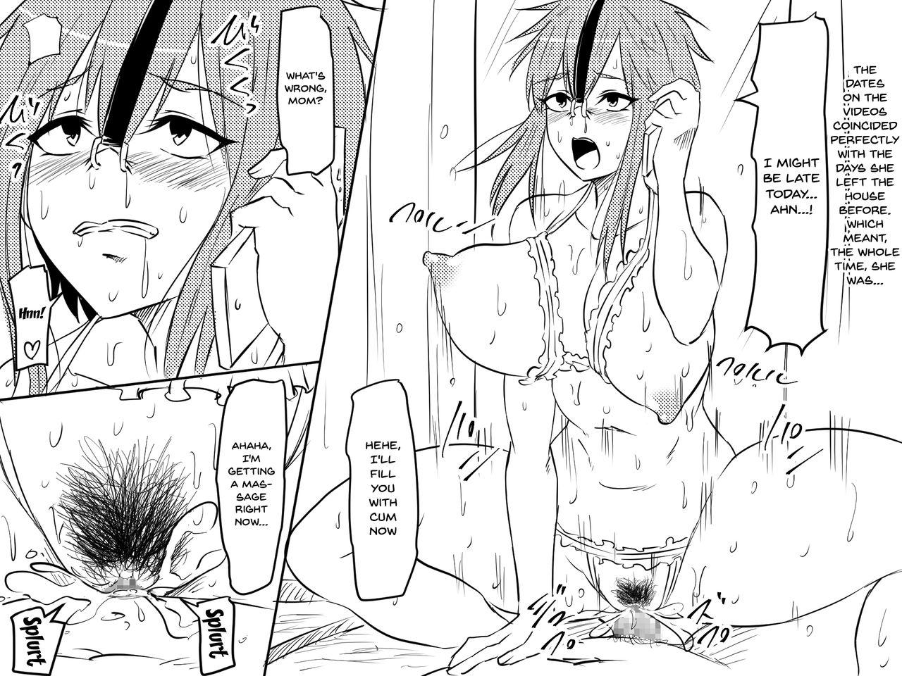 [Mikezoutei] Netorare Haha ~Kachiki de Kimottama no Okaa-san ga Boku o Ijimeru Aitsu no Onna ni Naru Hanashi~   Mom NTR ~A Story Of How My Gutsy Mom Ended Up Becoming My Bully's Plaything~ [English] {Doujins.com} 17