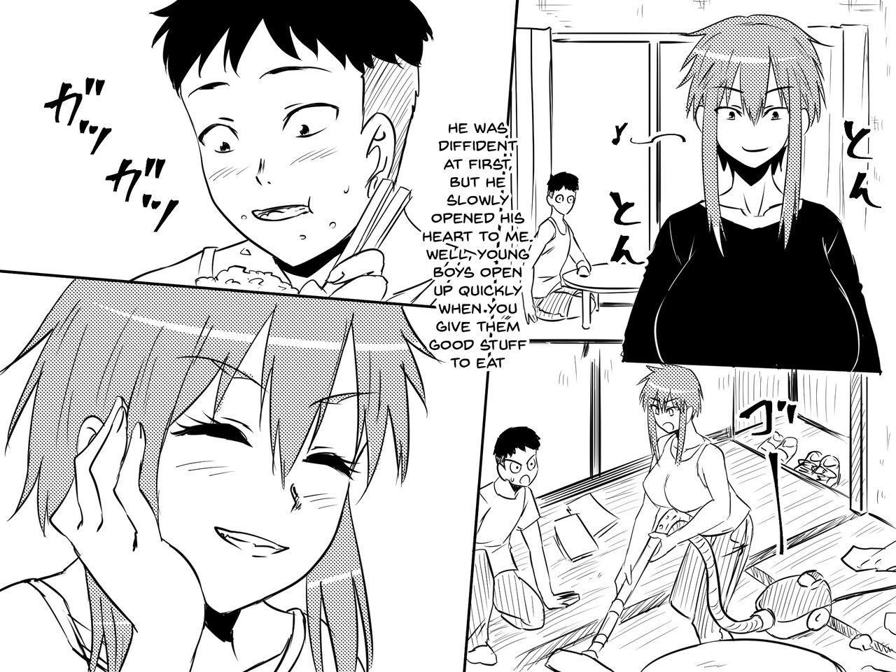 [Mikezoutei] Netorare Haha ~Kachiki de Kimottama no Okaa-san ga Boku o Ijimeru Aitsu no Onna ni Naru Hanashi~   Mom NTR ~A Story Of How My Gutsy Mom Ended Up Becoming My Bully's Plaything~ [English] {Doujins.com} 38