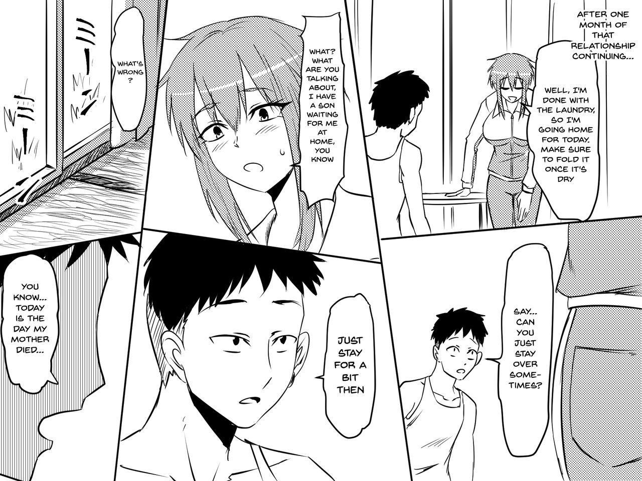 [Mikezoutei] Netorare Haha ~Kachiki de Kimottama no Okaa-san ga Boku o Ijimeru Aitsu no Onna ni Naru Hanashi~   Mom NTR ~A Story Of How My Gutsy Mom Ended Up Becoming My Bully's Plaything~ [English] {Doujins.com} 39