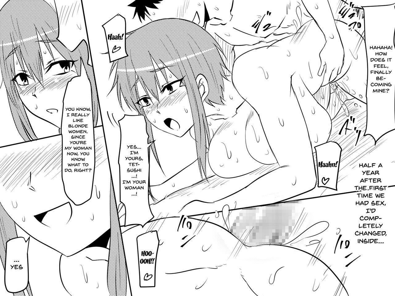 [Mikezoutei] Netorare Haha ~Kachiki de Kimottama no Okaa-san ga Boku o Ijimeru Aitsu no Onna ni Naru Hanashi~   Mom NTR ~A Story Of How My Gutsy Mom Ended Up Becoming My Bully's Plaything~ [English] {Doujins.com} 64