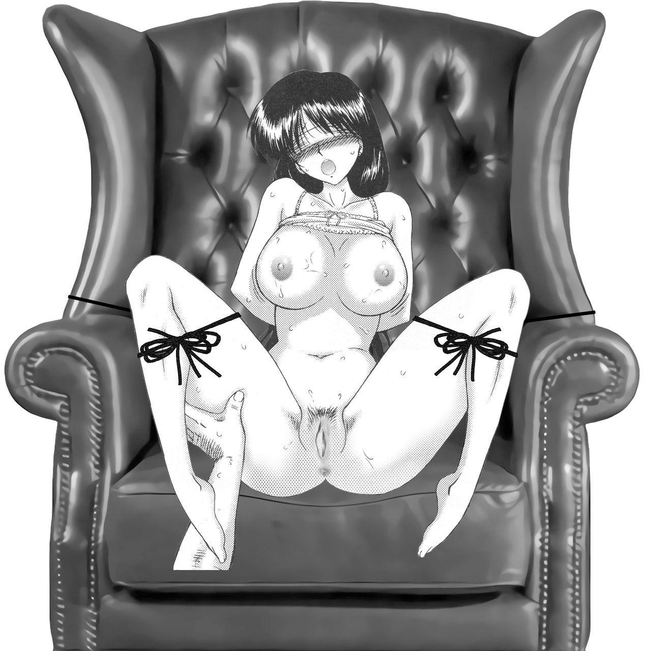 Pregnant Rei Hino 64