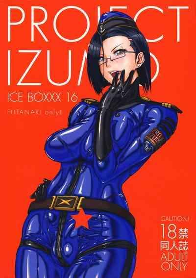 ICE BOXXX 16 / IZUMO PROJECT 0