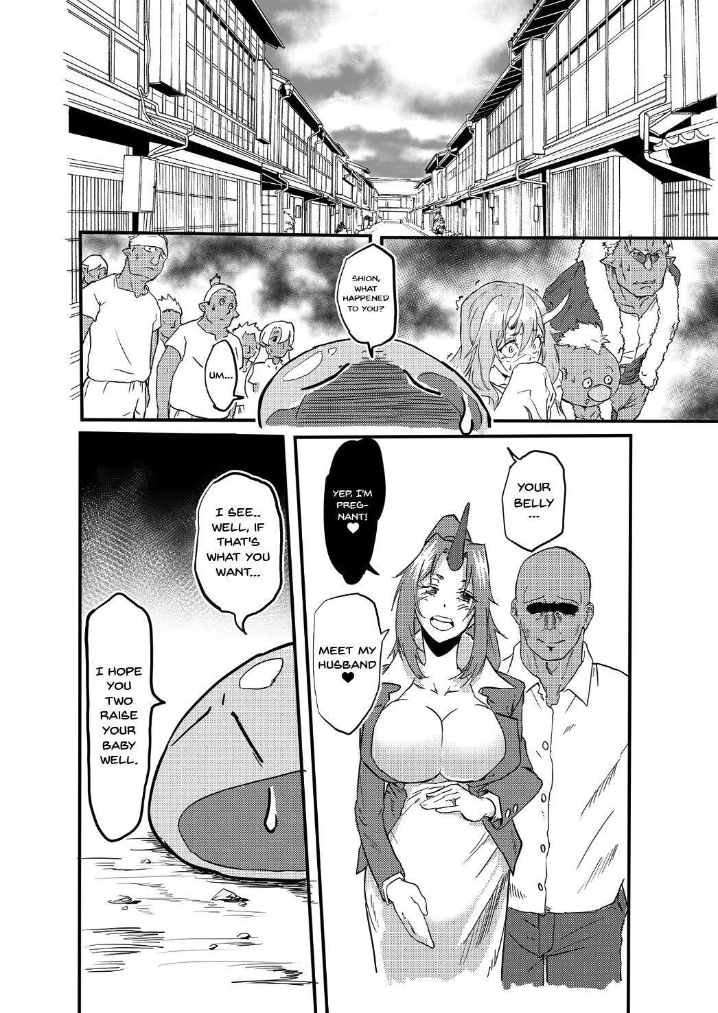 Bijin Kijin Hisho Suikan | Fucking A Beautiful Sleeping Oni Secretary 22