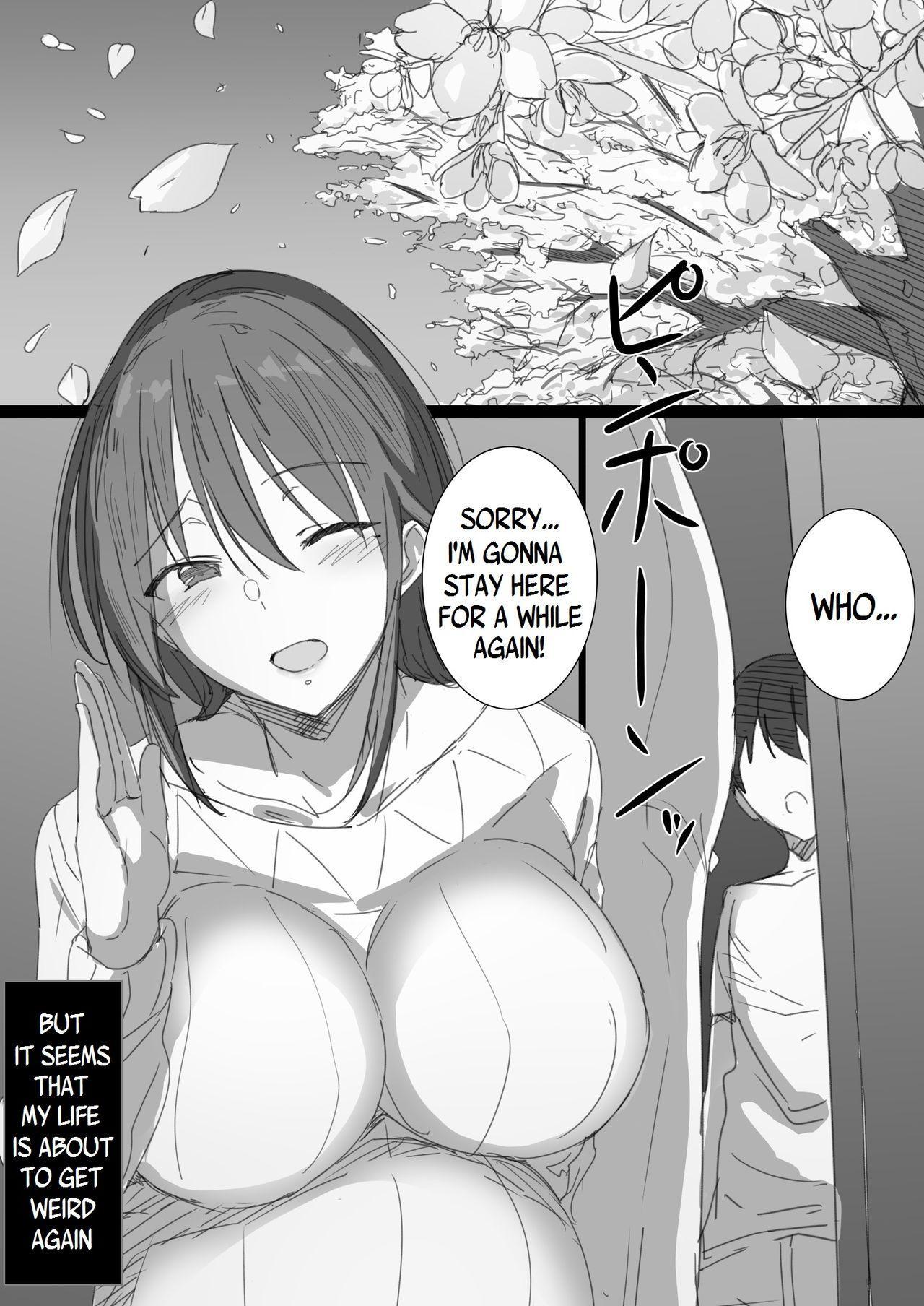 Hatsukoi no Oba-san ga Iede Shite Kimashita! 62
