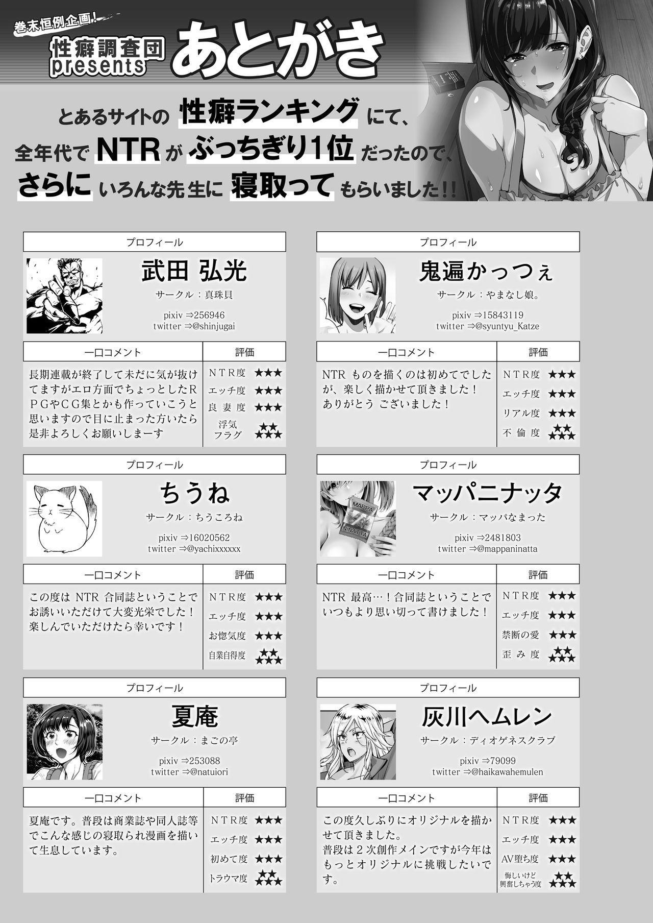 Toaru Site no Seiheki Ranking nite, Zennendai de NTR ga Bucchigiri 1-i Datta no de, Sara ni Ironna Onnanoko o Netotte Moraimashita!! 87