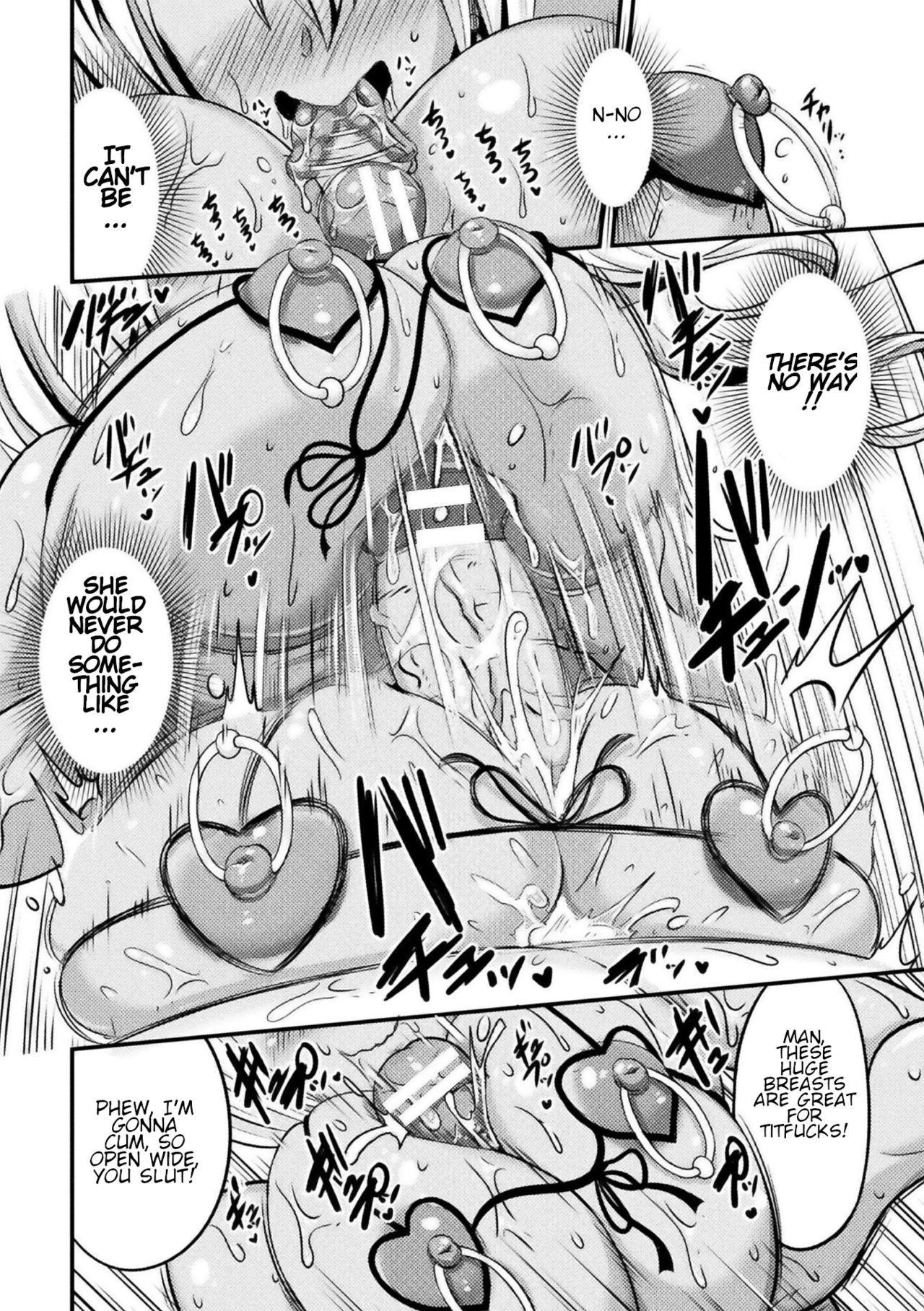 [Haneinu] Bitch no Susume ~Mesu ni Mezameru Seitokaichou~ Ch. 3 (Haiboku Otome Ecstasy Vol. 20) [English] [jf_translations] [Digital] 5