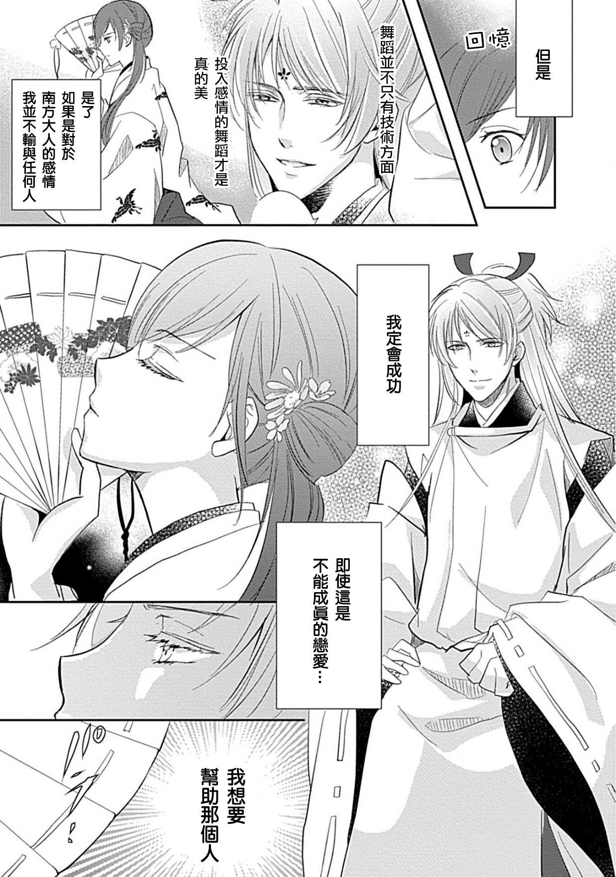 kyosei ranbu itoshi no kamisama ha amayaka ni osu deshita | 嬌聲亂舞 深愛的神明大人甜寵且英勇 27