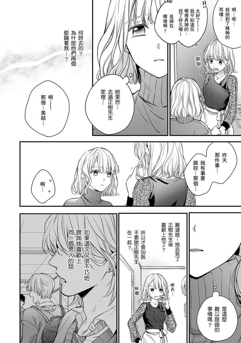 [Shichigatsu Motomi]  Sonna Kao shite, Sasotteru? ~Dekiai Shachou to Migawari Omiaikekkon!?~ 1-11  這種表情,在誘惑我嗎?~溺愛社長和替身相親結婚!? [Chinese] [拾荒者汉化组] 246