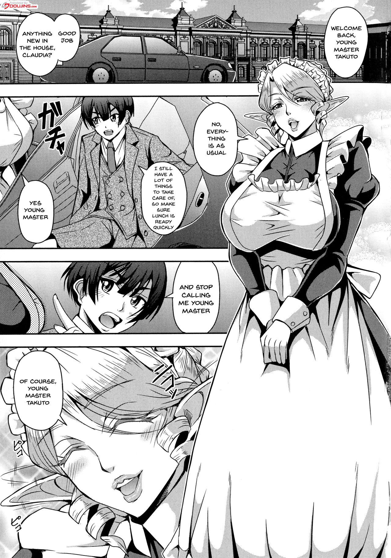 Elf Harem Monogatari - Elf Harem Story 121