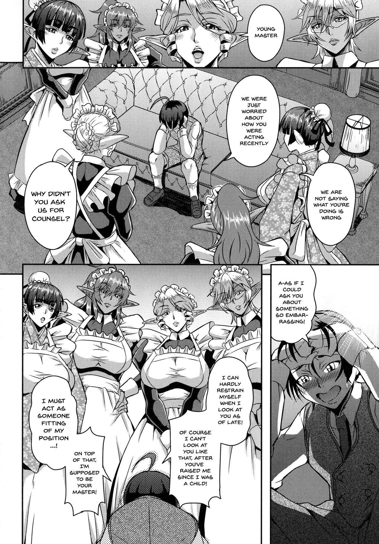 Elf Harem Monogatari - Elf Harem Story 129