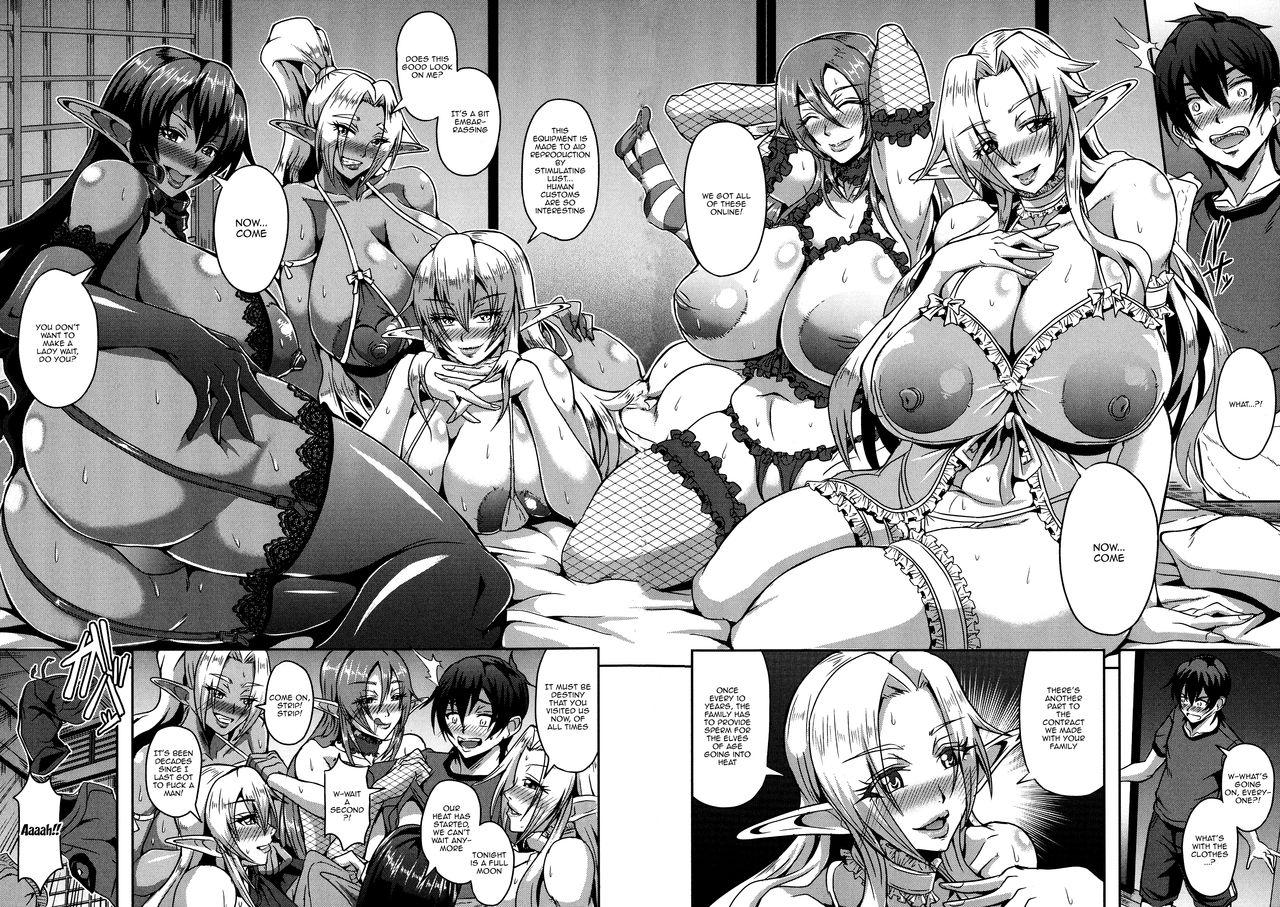 Elf Harem Monogatari - Elf Harem Story 13