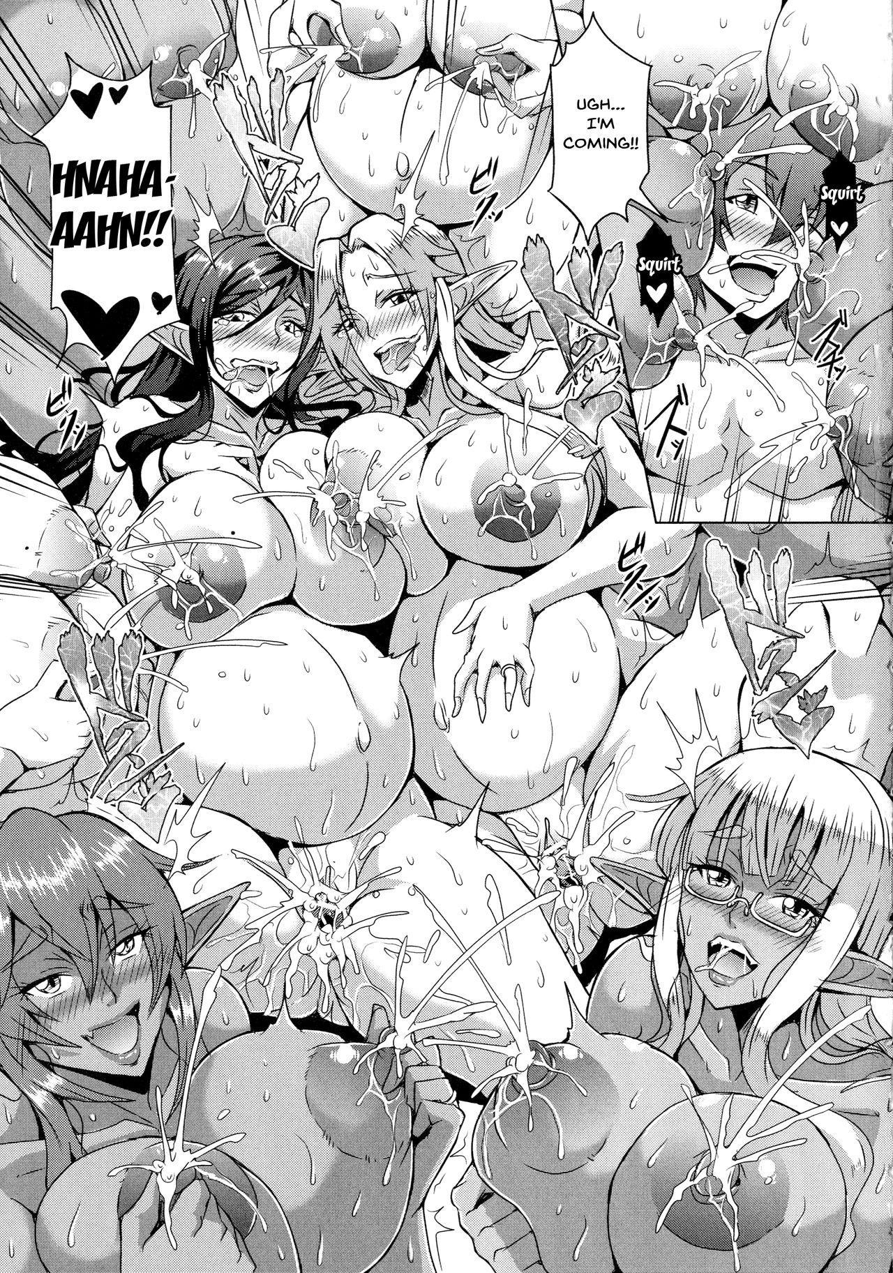 Elf Harem Monogatari - Elf Harem Story 184