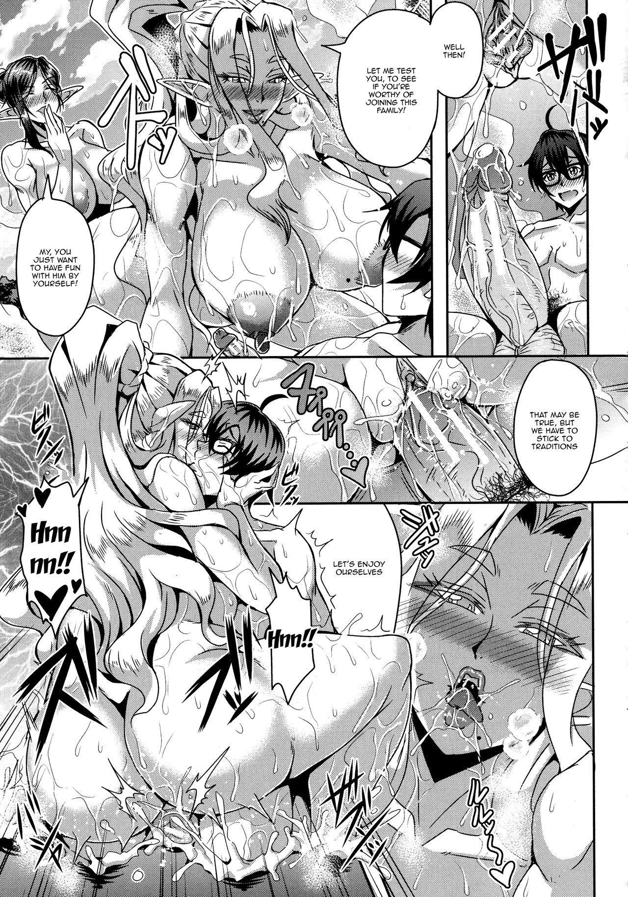 Elf Harem Monogatari - Elf Harem Story 58