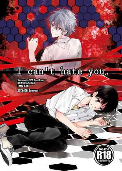 I Can't Hate You 0