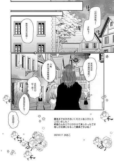 Siegfriedsan ni Narimashita 4