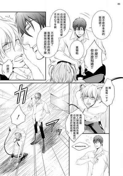 Furachina Inma ni Ai no Shioki o! | 对无礼淫魔的爱之惩罚! 5