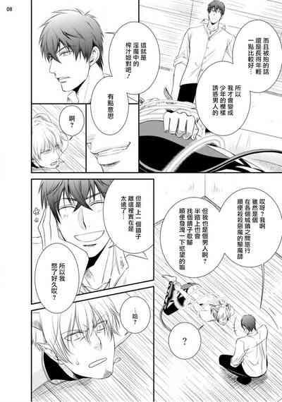 Furachina Inma ni Ai no Shioki o! | 对无礼淫魔的爱之惩罚! 8