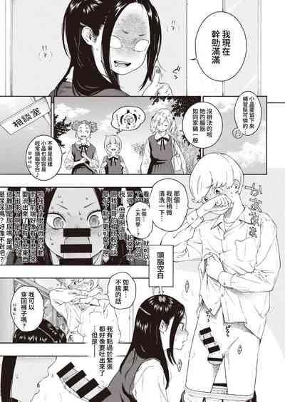 Akira-chan wa Doushitemo Chinchin o Iretai 8