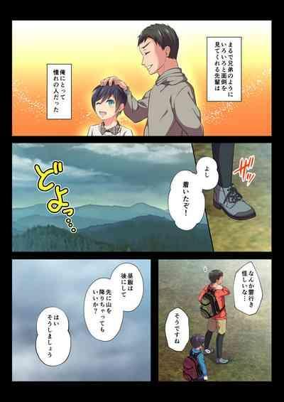 Mob BL ~ teikō dekinai jōkyō de i ka saretsuzukeru danshitachi ~ sorahen 3