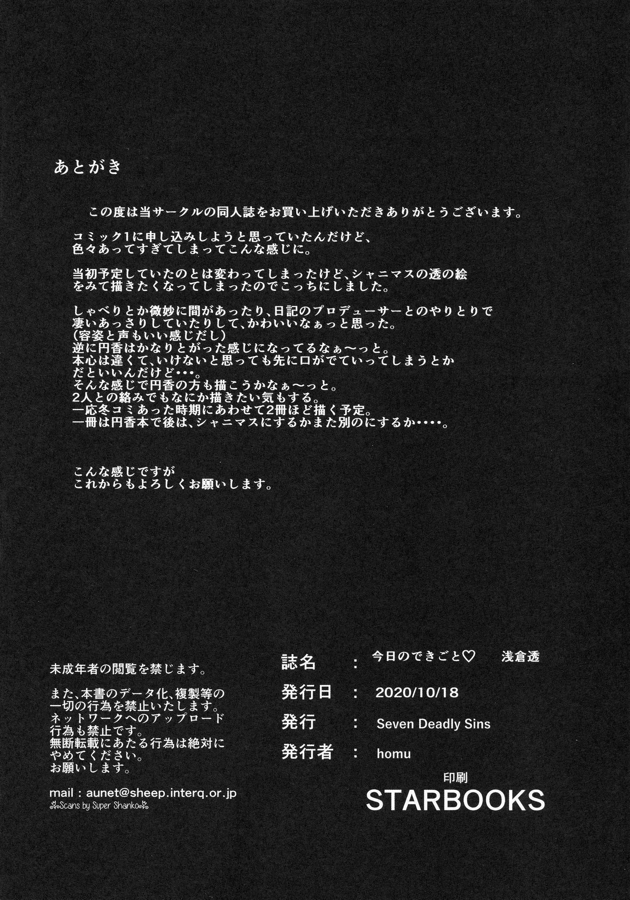Kyou no Dekigoto 22