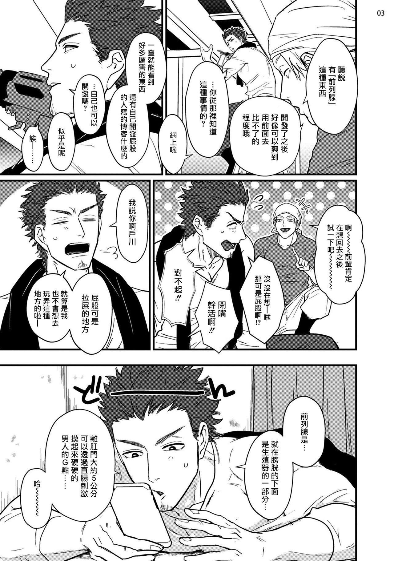 Sensei Shokushin Shite Kudasai | 医生请帮我触诊 1-2 3