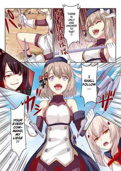 Overreacted hero Ayanami made to best match before dinner barbecue 7
