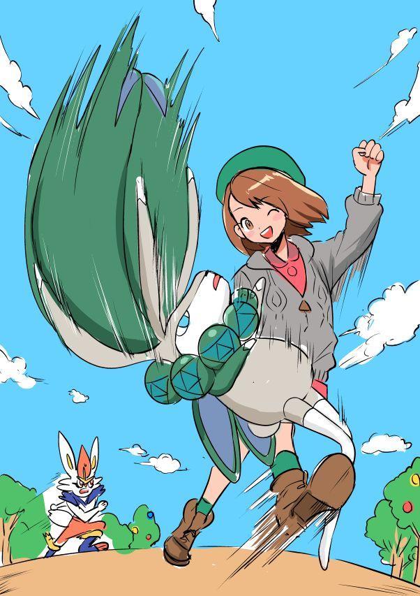 RIKO -Raihan Piers pokemon 62