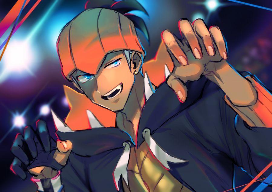 RIKO -Raihan Piers pokemon 78