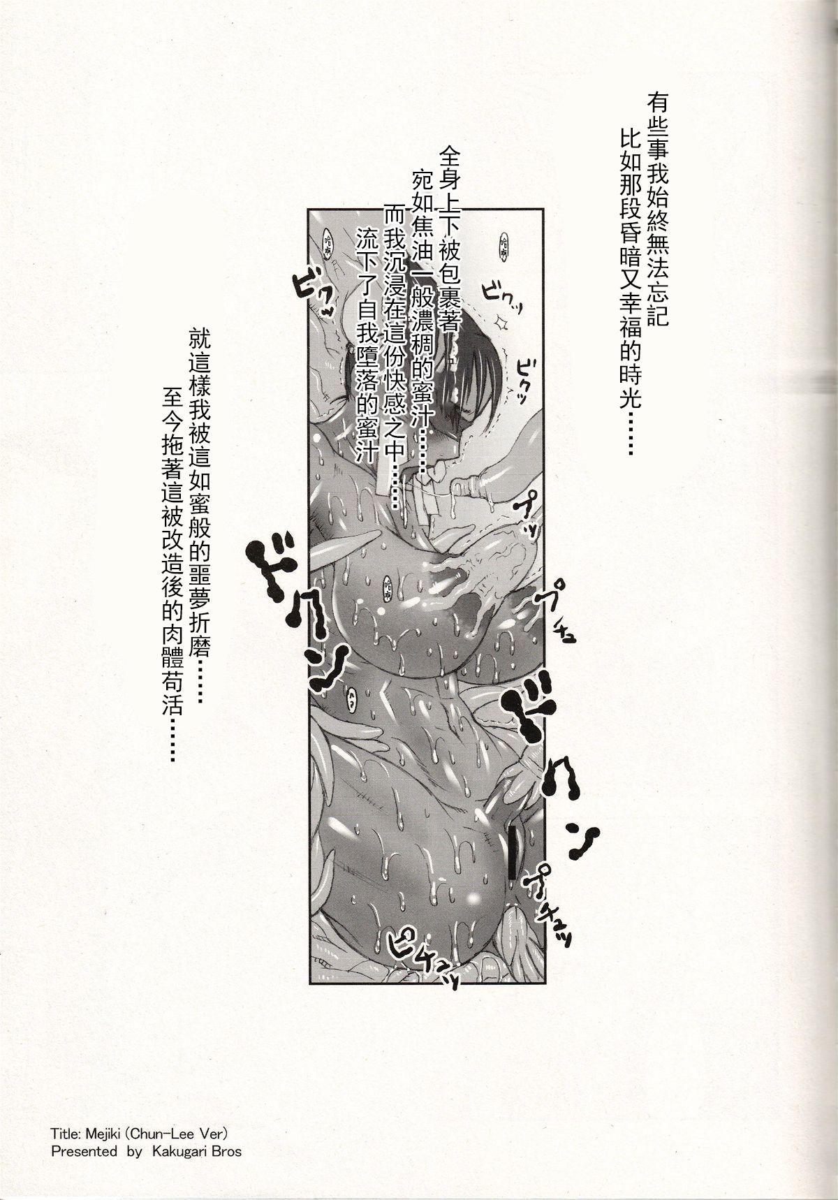 (C70) [Niku Ringo (Kakugari Kyoudai)] NIPPON Onna HEROINE 2 (Darkstalkers, Street Fighter II)[Chinese]【不可视汉化】 3