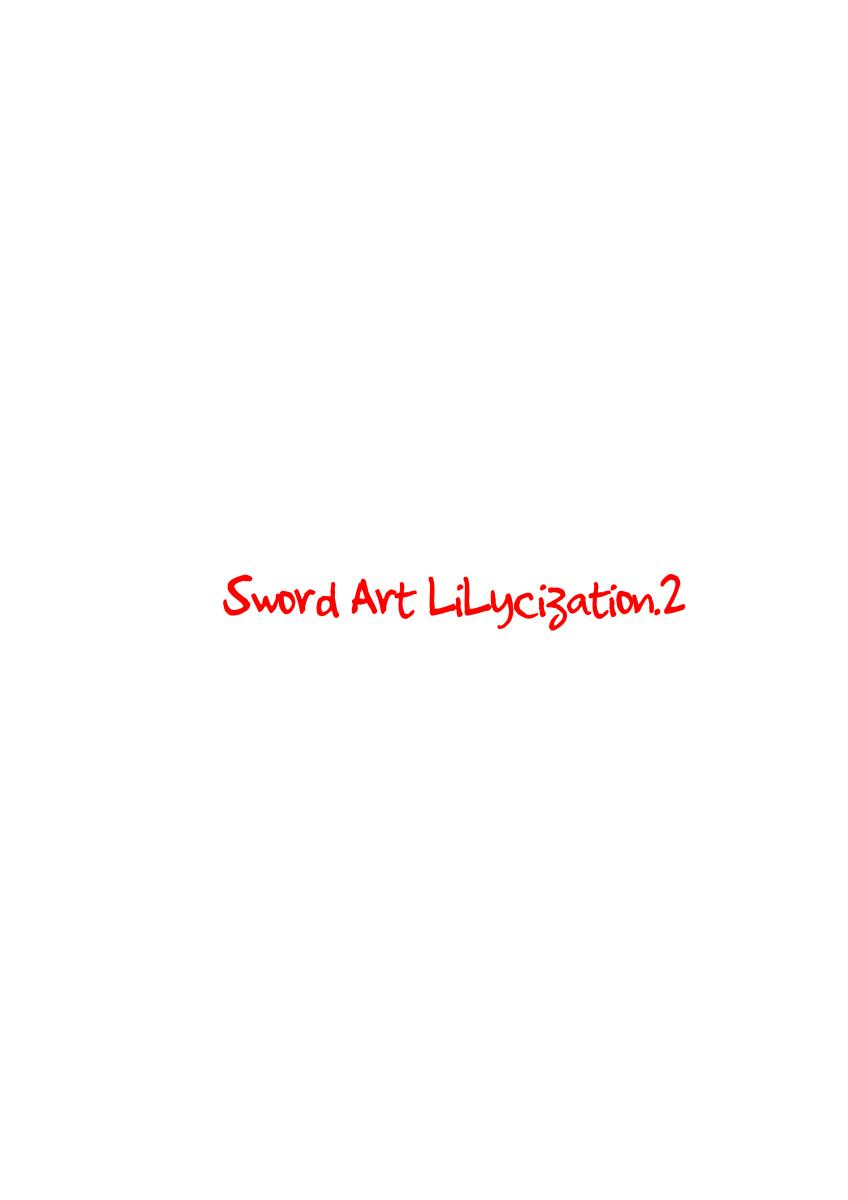 Sword Art Lilycization.2 2