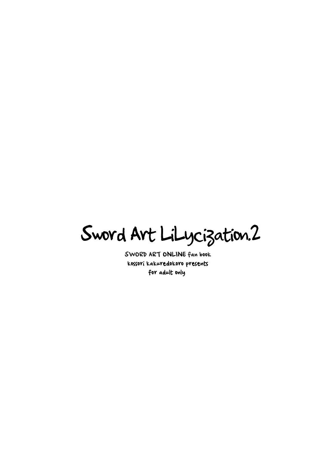 Sword Art Lilycization.2 19