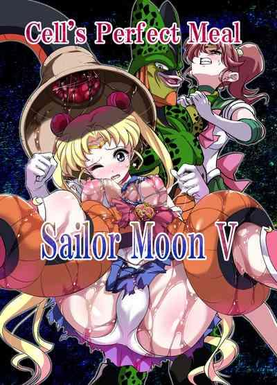 Cell no Esa Ext. Sangetsuhen | Cell's Perfect Meal: Sailor Moon V 0