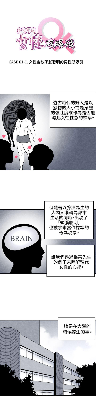 生物學的女性攻略法 0